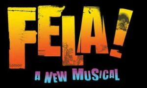 Fela! Logo