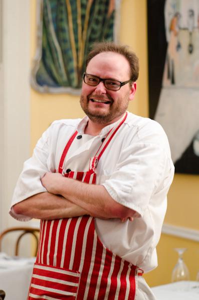 Chef David Bridges of Upperline - New Orleans, LA