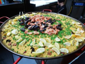 Food.paella-pixabay