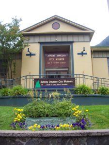 Museum of Juneau, Alaska taken by Tonya Fitzpatrick.