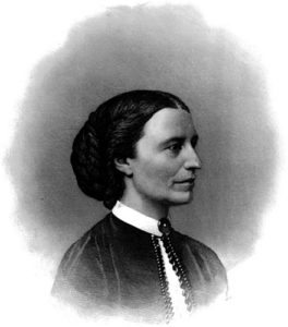 Photo of Clara Barton, Founder of the American Red Cross