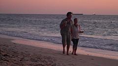 Couple on 7-mile beach.jpg
