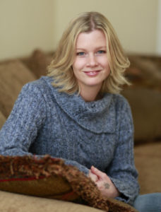 Human trafficing survivor Holly Austin Smith