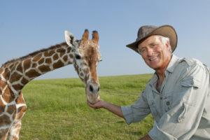 Animal activist Jack Hanna