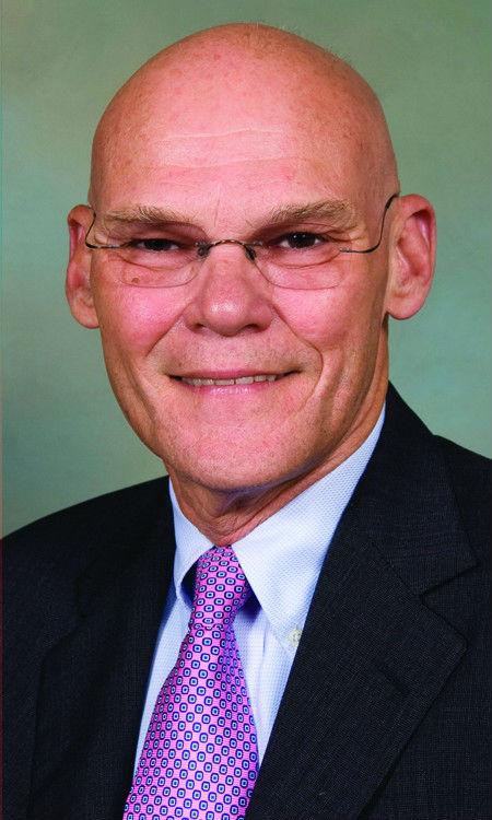 James Carville - Democratic political consultant