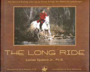 Cover of The Long Ride book