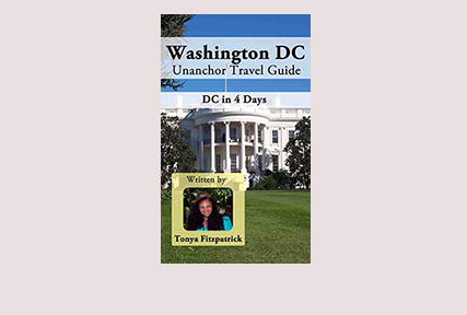 dc travel guide book