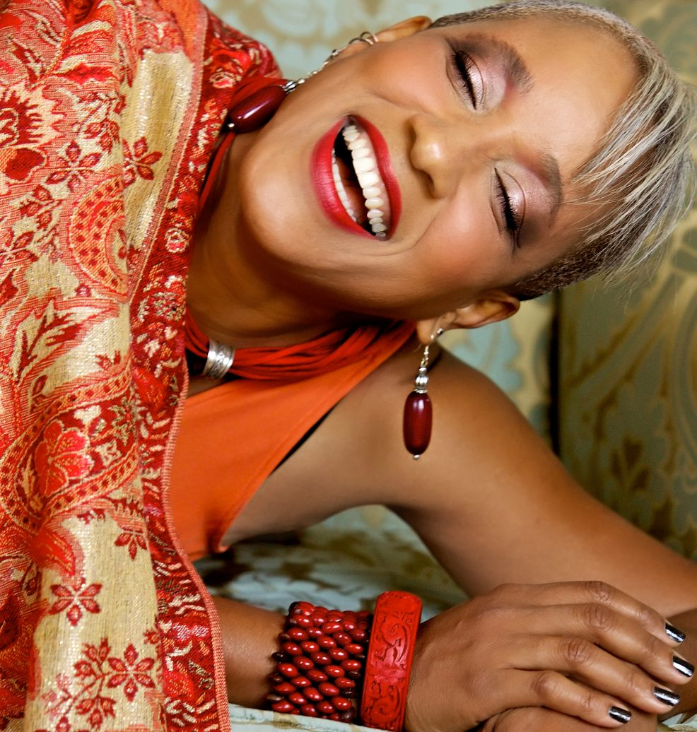 Jazz artist Rene Marie