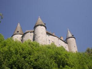 Celles-Veves Castle, Belgium
