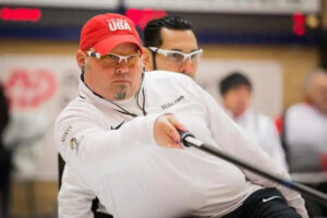 Patrick-McDonald, Paralympian