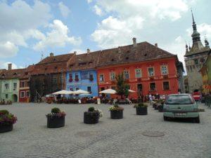 Signisoara town