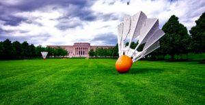 Atkins Art Museum in Kansas City.