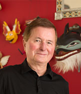 Robert Hemphill, author of Dust Tea, Dingoes and Dragons