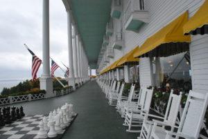 Grand Hotel Mackinac Island 8 porch.jpg photo by Tonya Fitzpatrick