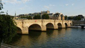 Pont-Neuf bridge in Paris