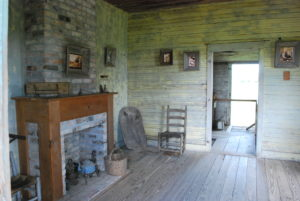 Slave quarters on the Oak Alley Plantation. Photo: Tonya Fitzpatrick