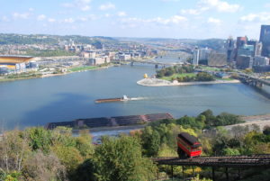 View of Pittsburgh. Photo: Tonya Fitzpatrick