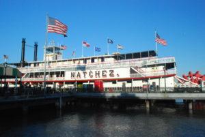 Natchez ferry in NOLA. Photo: Tonya Fitzpatrick