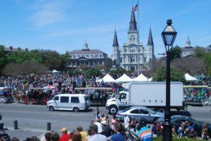 New-Orleans-Jackson-Sq. Photo: Tonya Fitzpatrick