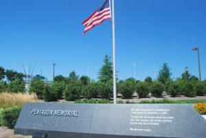Pentagon Memorial photo by Tonya Fitzpatrickk