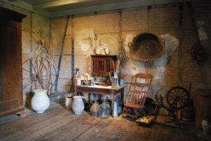Slave quarters on Laura Plantation. Photo: Tonya Fitzpatrick
