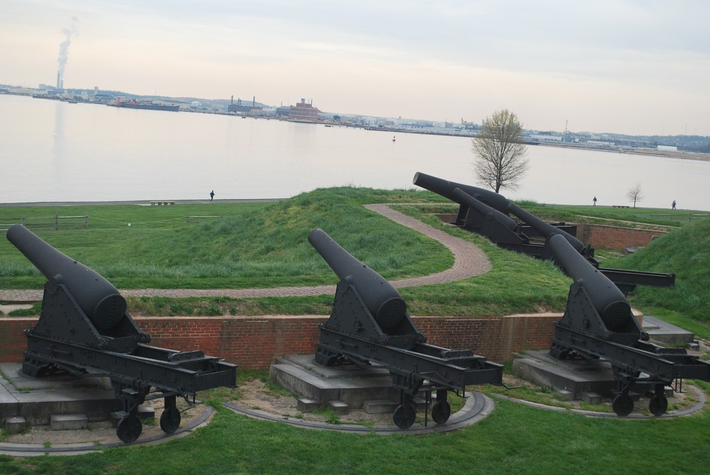 Baltimore's Fort McHenry.  Photo:  Tonya Fitzpatrick