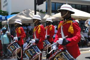 Bermuda Day Regiment. Photo: Tonya Fitzpatrick