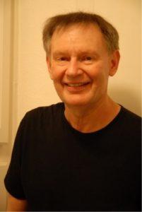 Record producer Bill Straw