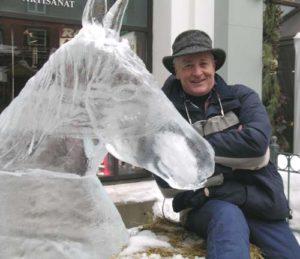 Travel writer Bob Fisher