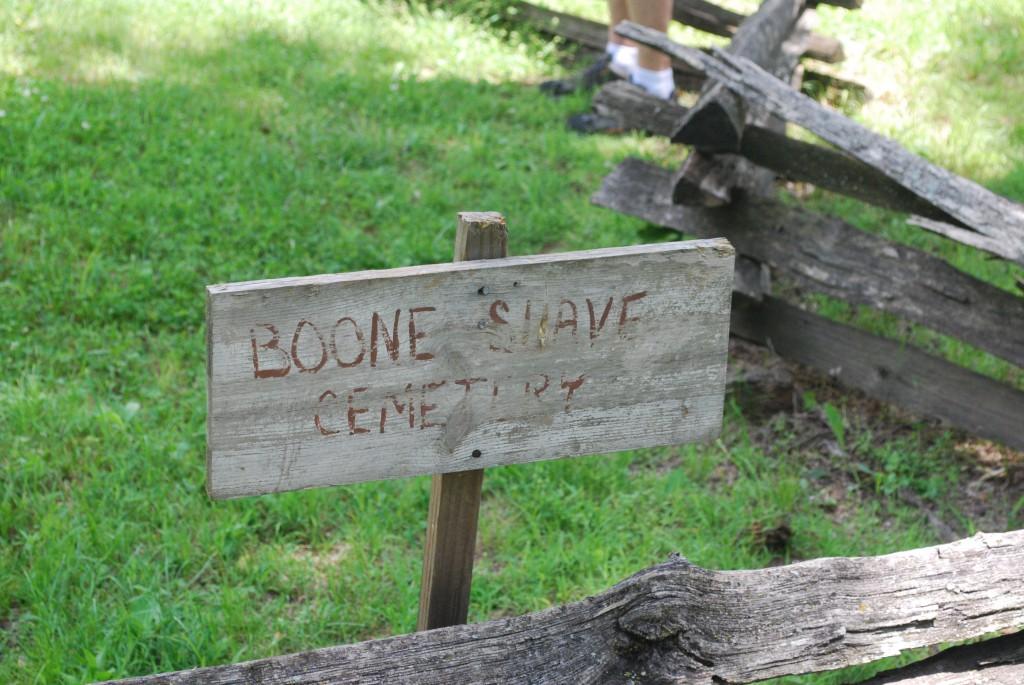 Boone slave cemetary photo taken by Tonya Fitzpatrick