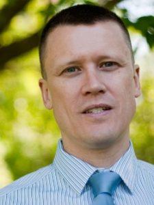 Author David Harrison