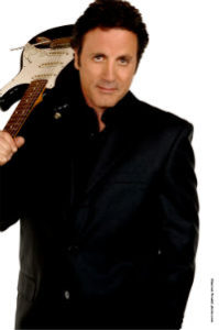 Frank Stallone is the brother of Slyvester Stallone.