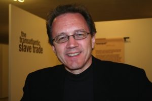 Author and historian Joel Freeman