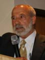 International Institute for Peace through Tourism (IIPT) founder Louis D'Amore