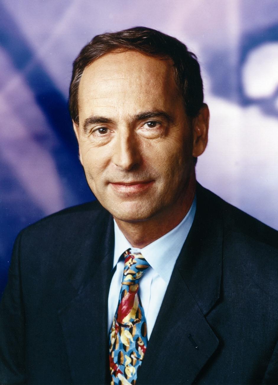 Author and former NBC Bureau chief, Martin Fletcher