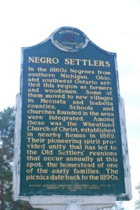 Old Settlers plaque. Photo: Tonya Fitzpatrick