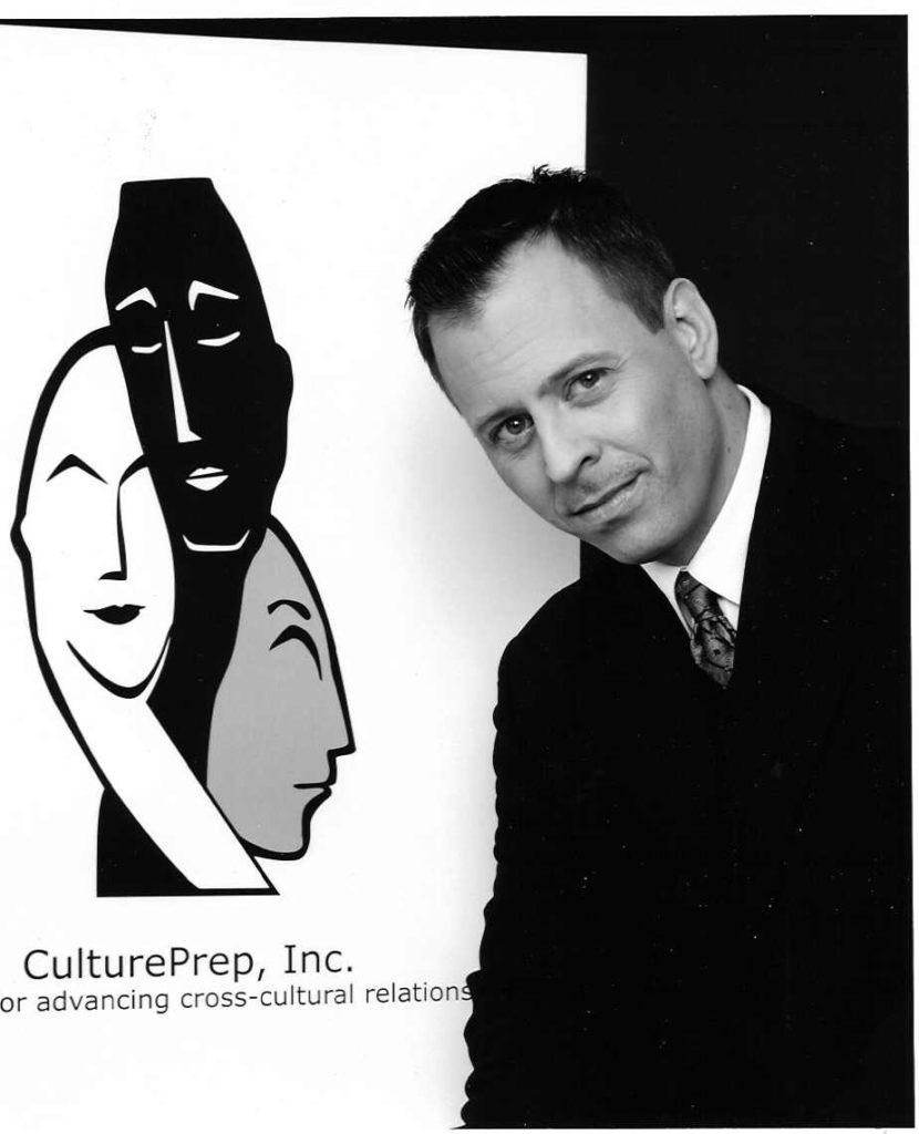 Peter Vogel of Culture Prep