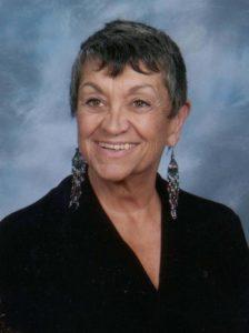 Sylvia's Children founder Sylvia Allen