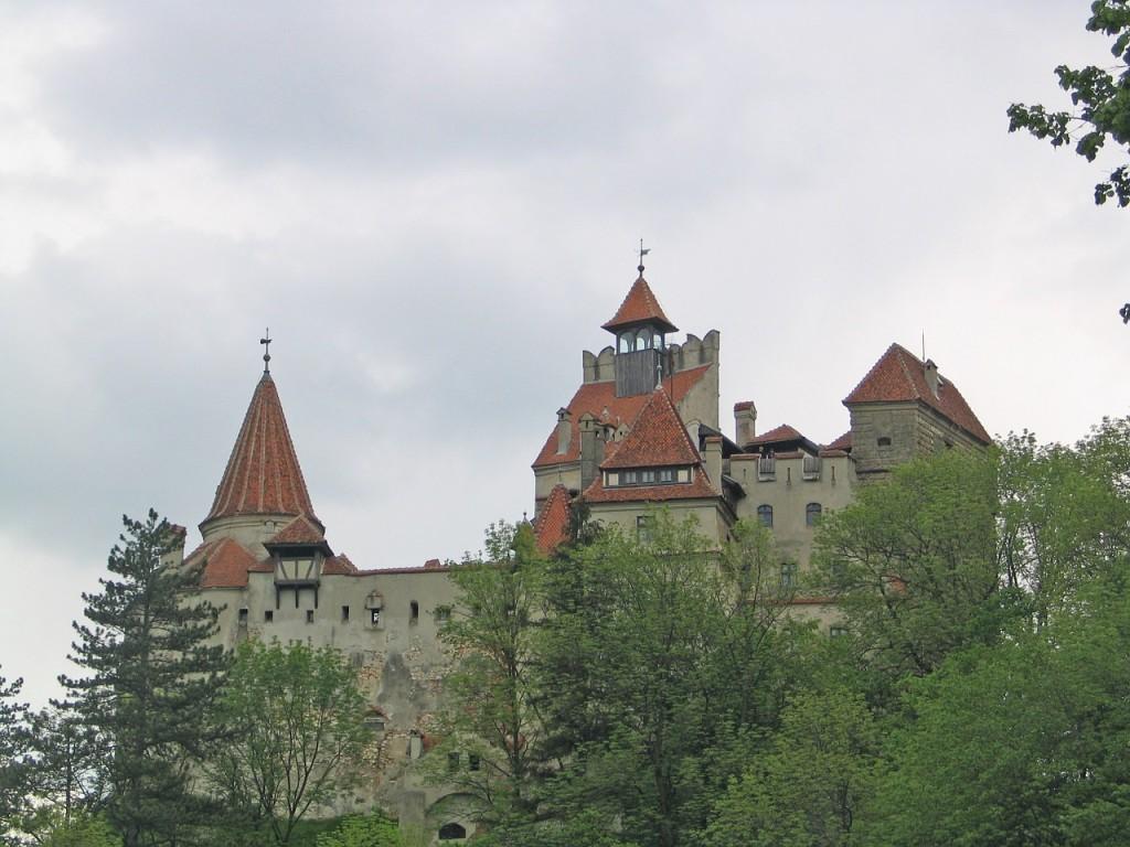 Count Dracula's castle.