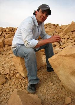 Hamzah Jamjoom - World Footprints