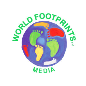 OLD World Footprints LOGO