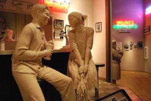 Birmingham Civil Rights Museum.  Photo:  Tonya Fitzpatrick