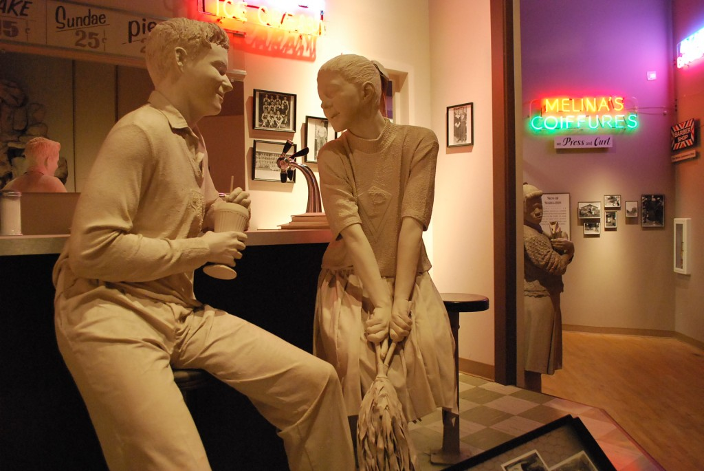 Birmingham Civil Rights Museum.  Photo:  Tonya Fitzpatrick