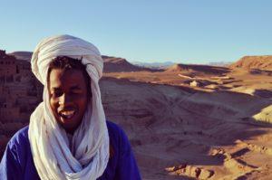 Marrakesh desert