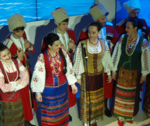 Sochi entertainers