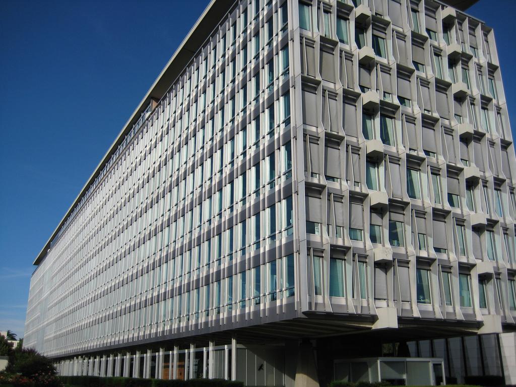 World Health Organization.  Photo:  Swiveler