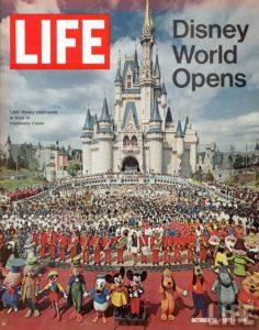 Walt Disney Grand Opening