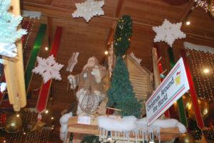 Bronners Christmas market photo by Tonya Fitzpatrick
