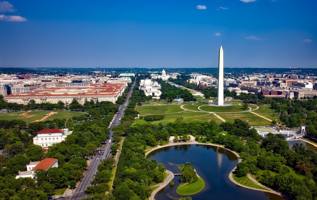 National Mall in Washington, DC