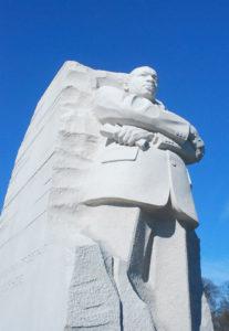 Martin Luther King, Jr. Memorial. Photo: Tonya Fitzpatrick